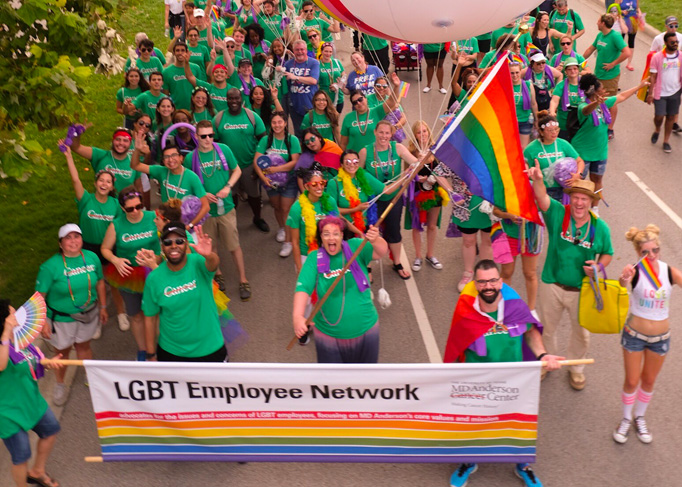 MD Anderson LGBT Employee Network
