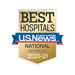 MD Anderson award – U.S. News & World Report America's Best Hospitals 2018-2019