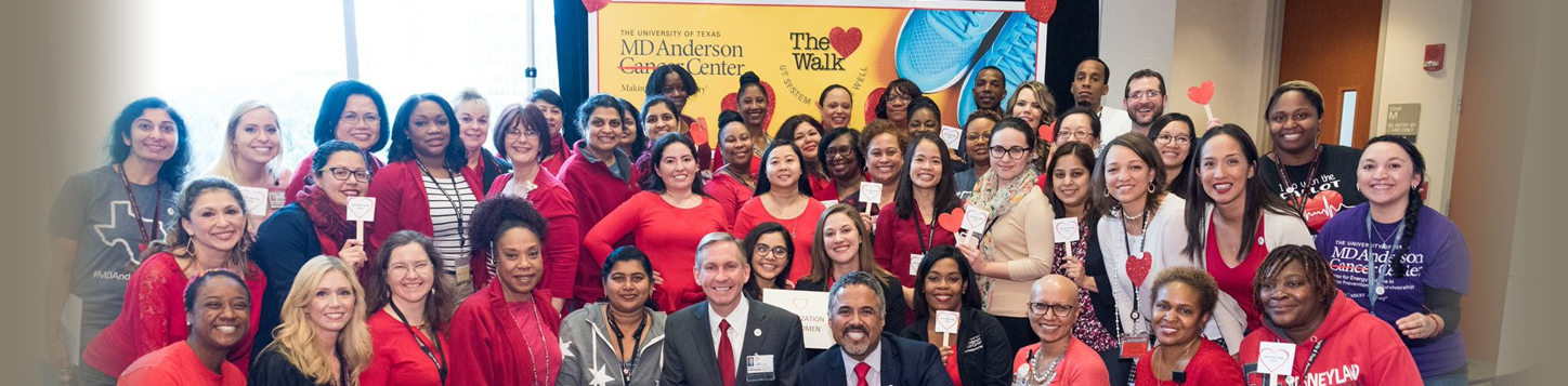 Diversity at MD Anderson